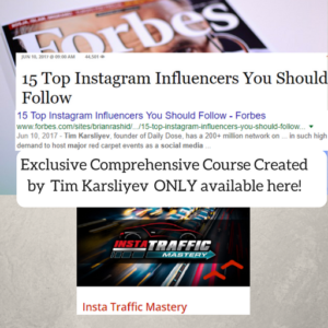 Forbes 15 Top Instagram Influencers you should follow