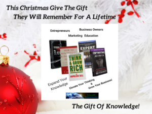 This Christmas Give The Gift Of Knowledge-Worksmarter4yourfuture-What Your Business Continuing Education Budget Reveals
