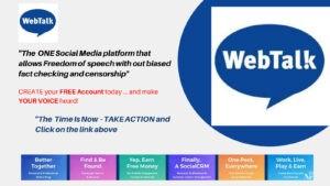 Webtalk-socialmedia-freedom of speech-worksmarter4yourfuture