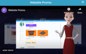 Avatar Builder-3D animated video-worksmarter4yourfuture-AI and Video Marketing