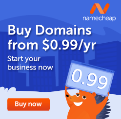 Buy Namecheap Domains From $0.99 per year-Worksmarter4yourfuture